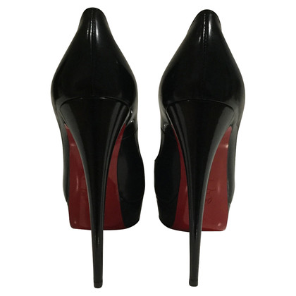 Christian Louboutin Lady Peep 150 Jazz Vitello