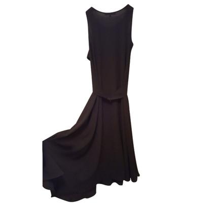 Maje zwarte jurk