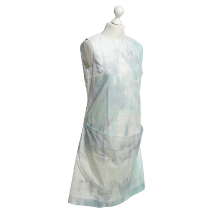 Michael Kors Batik-Kleid in Bunt