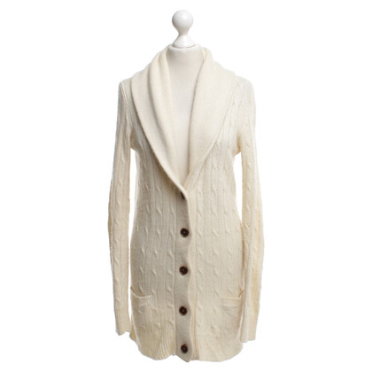 Ralph Lauren Knit cardigan in cream