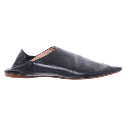 Acne Leather slippers