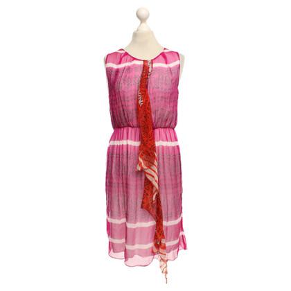 Allude Kleid mit floralem Print