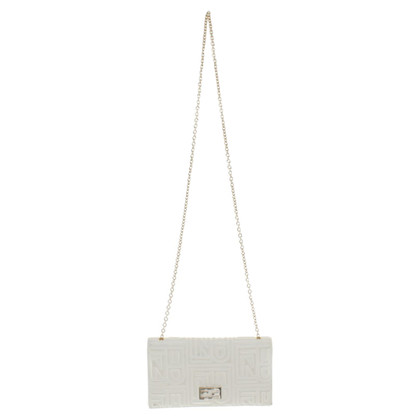 Fendi Bag of crème lederen