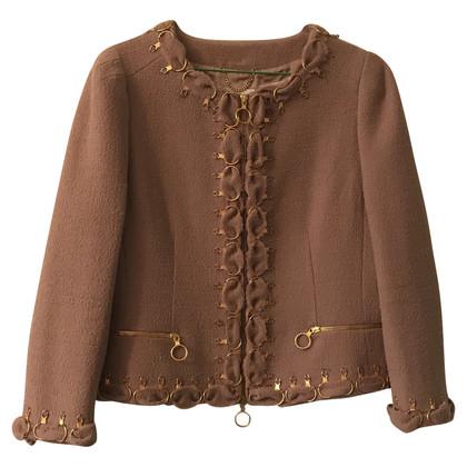 Moschino  Jacke aus Wolle