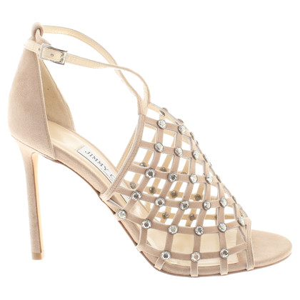 Jimmy Choo Sandaletten in Beige
