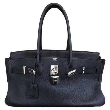 "Hermès ""JPG Shoulder Birkin Clémence Leather"""