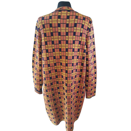 Missoni Coat with check pattern