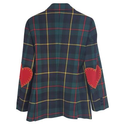 Moschino Vintage Wool Blazer
