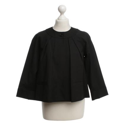 Theory Jacket in zwart