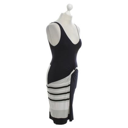 Armani jurk Stripe