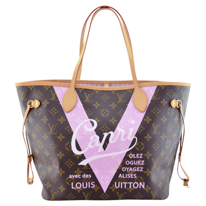 "Louis Vuitton ""Insatiables MM V Capri"""