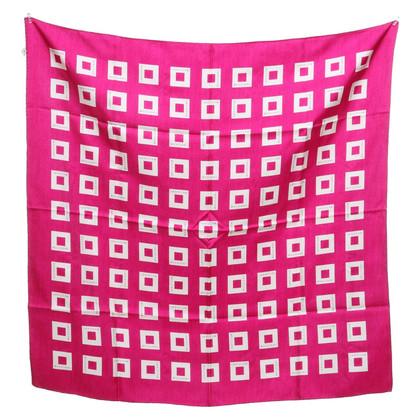 Bulgari Cloth with print motif