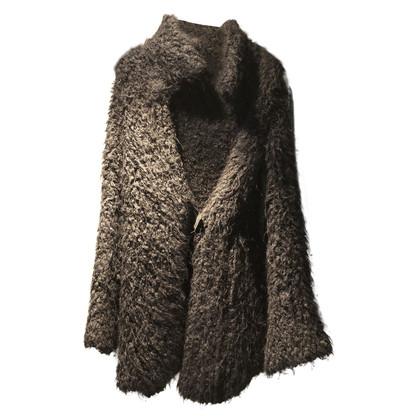 Pinko Long woolen jacket