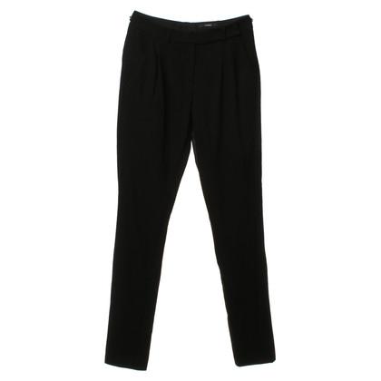 Windsor Pantaloni in nero
