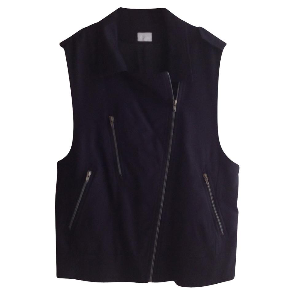 Lala Berlin Vest in black