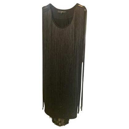 Elisabetta Franchi Mini jurk met franje