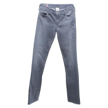 True Religion Jeans en gris