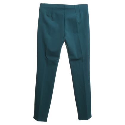 Theory trousers in green