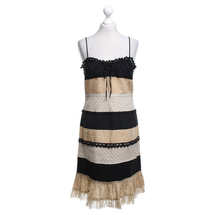 Moschino Dress made of material mix
