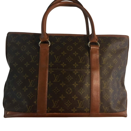 "Louis Vuitton ""Sac Weekend Monogram Canvas"""