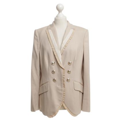 Rena Lange Elegante blazer in beige