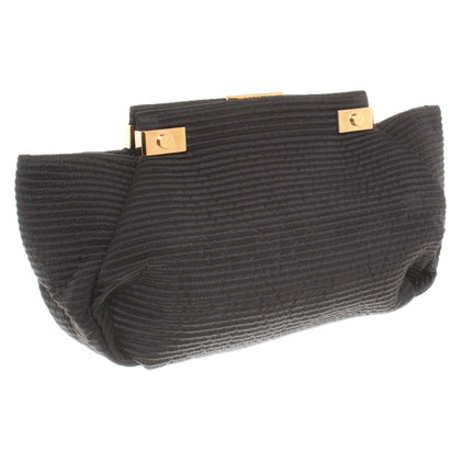 Lanvin Clutch in Schwarz