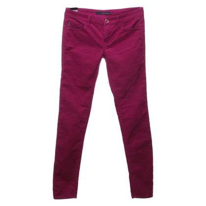 Calvin Klein Corduroy pants in fuchsia