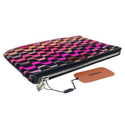 Missoni Multicolored clutch