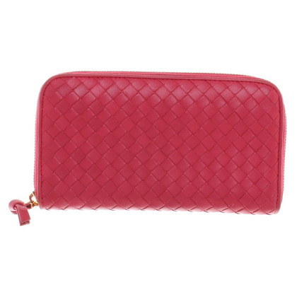Bottega Veneta Wallet in pink
