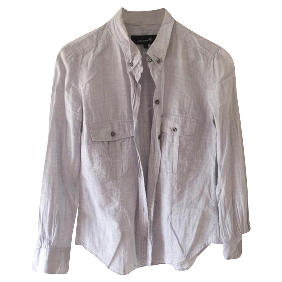 Isabel Marant Gray blouse