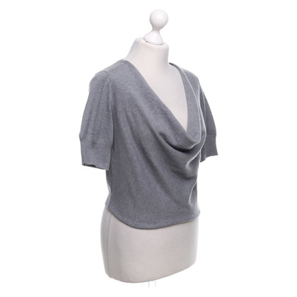 Other Designer Rivamonti Short Sleeve Pullover in grey