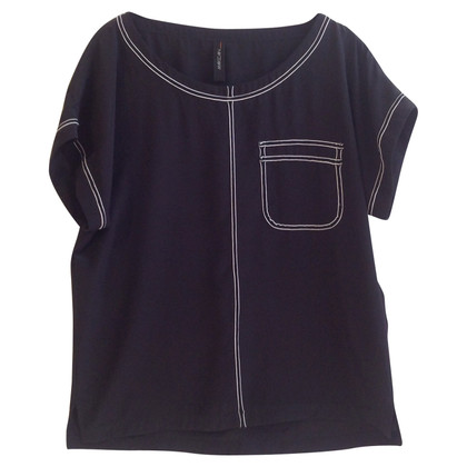 Marc Cain top in black and white