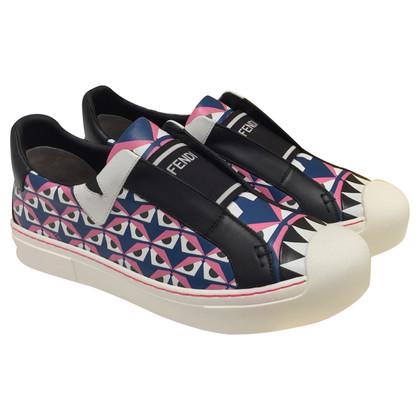 Fendi Monster-Sneakers