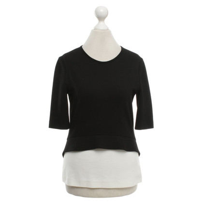 Stella McCartney Shirt in black and white