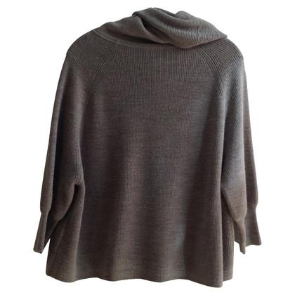 Karen Millen Wollen trui in grijs