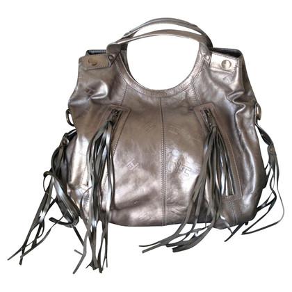 Hogan Hogan silver handbag spring-summer 2010