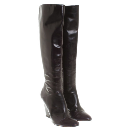 Marc Jacobs Boots patent leather