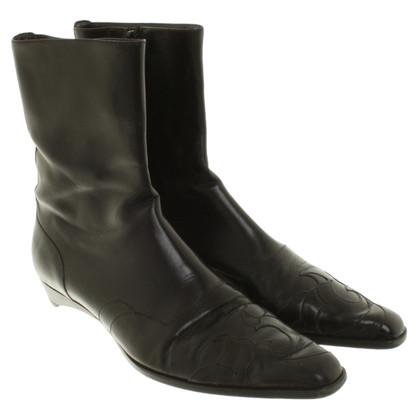 Armani Boots in Black