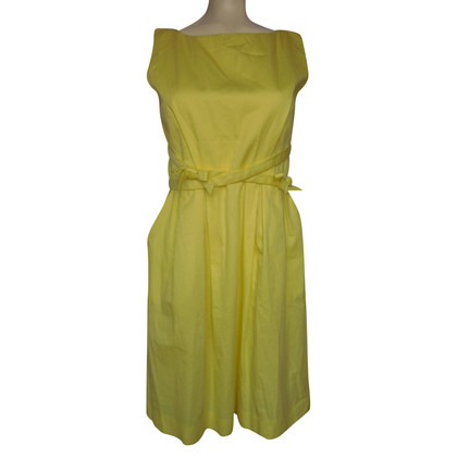 Tara Jarmon Dress in yellow