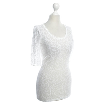Wolford T-shirt with lace