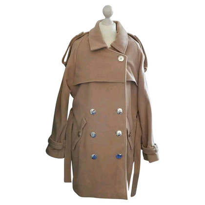 Marcel Ostertag OVERSIZE TRENCH CHARI