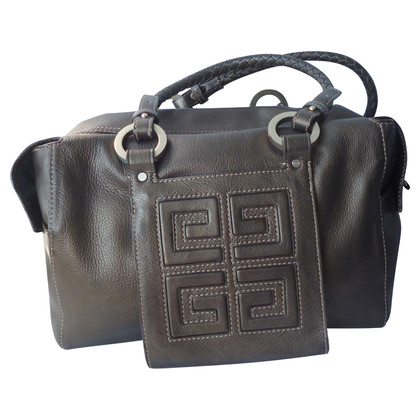 Givenchy Handbag in metallic Brown