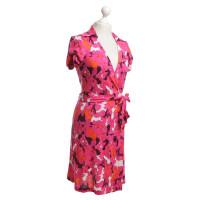 Diane von Furstenberg Wrap dress of silk