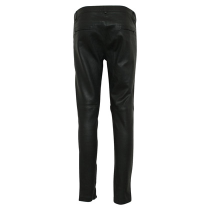 Dolce & Gabbana leather pants