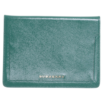 Burberry Tablet cover in green