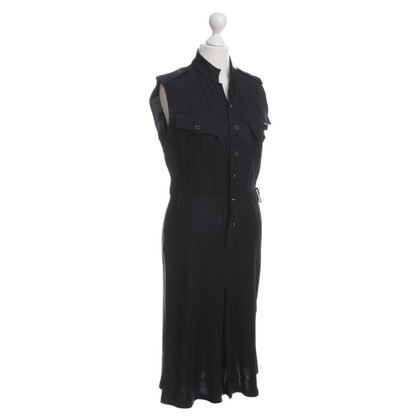 Jean Paul Gaultier Zwart jurk