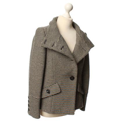 Max Mara Jacket with stripe pattern