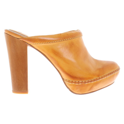 Frye Sandals in orange