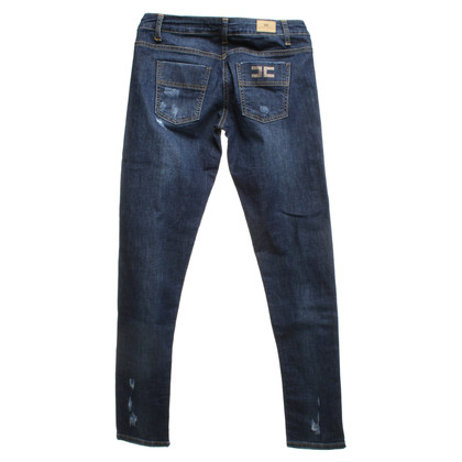 Elisabetta Franchi Jeans in used look