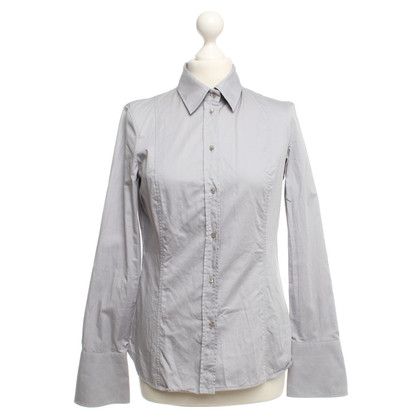 Hugo Boss Bluse in Grau